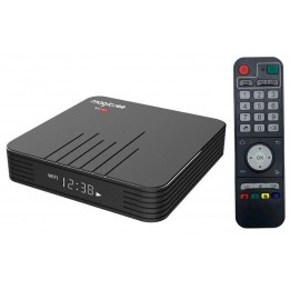 MAGICSEE N5 MAX IP TV BOX ÉS MEDIA PLAYER